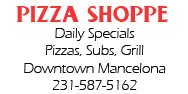 Pizza Shoppe Ad
