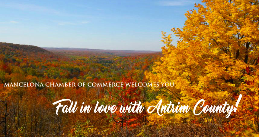 2020 fall in love with northern Michigan