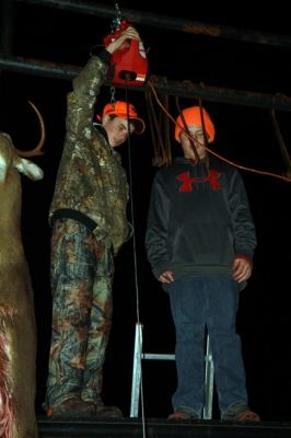 2013 Mancelona Buck Pole_20